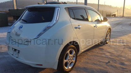 Nissan Leaf 2011 года в Чите