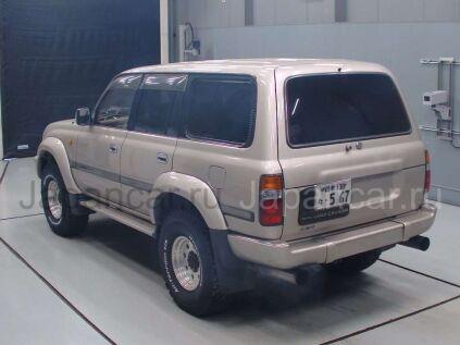 Toyota Land Cruiser 80 1991 года во Владивостоке