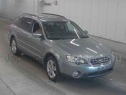 Subaru Outback 2005 года во Владивостоке