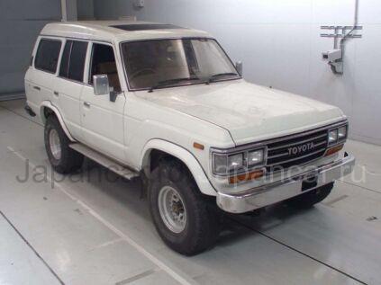 Toyota Land Cruiser 1987 года во Владивостоке