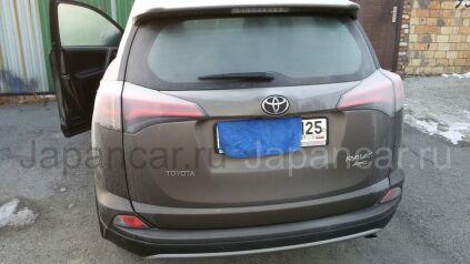 Toyota RAV4 2016 года в Артеме