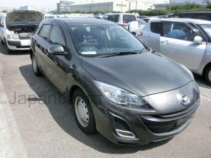 Mazda Axela Sport 2011 года в Японии, KOBE