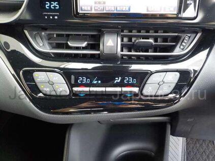 Toyota C-HR 2017 года в Японии, TOYAMA