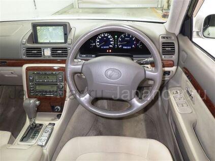 Toyota Progres 2002 года во Владивостоке