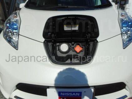 Nissan Leaf 2015 года во Владивостоке