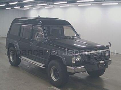 Nissan Safari 1993 года во Владивостоке