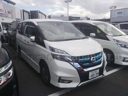 Nissan Serena 2018 года во Владивостоке