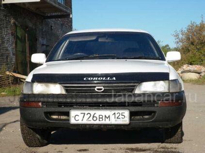 Toyota Corolla Wagon 1992 года в Спасске-Дальнем