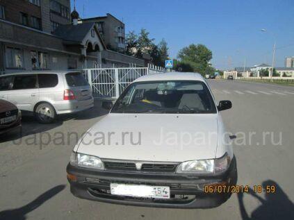 Toyota Corolla Wagon 1997 года в Новосибирске