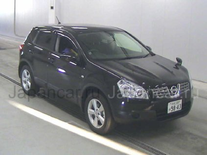 Nissan Dualis 2009 года в Японии, TOKYO