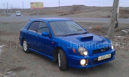 Subaru Impreza 2002 года в Орске