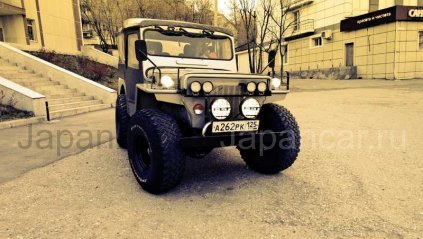 Mitsubishi Jeep 1997 года во Владивостоке
