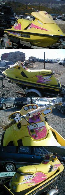 водный мотоцикл SEA-DOO BOMBADIER 1996 года