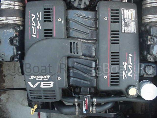мотор стационарный MERCRUISER 7.4 MPI  2001 года