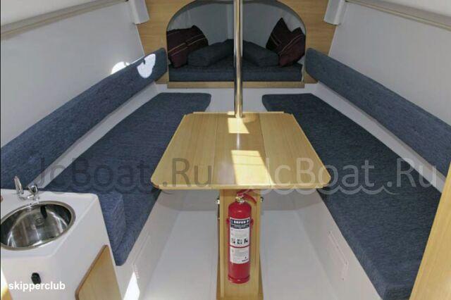 яхта парусная ASTILLEROS TUCANA 28 2014 года