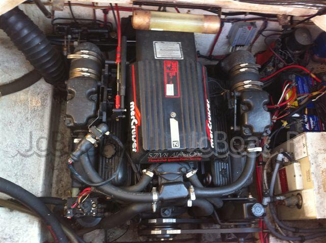 мотор подвесной MERCRUISER 5.7 1993 года