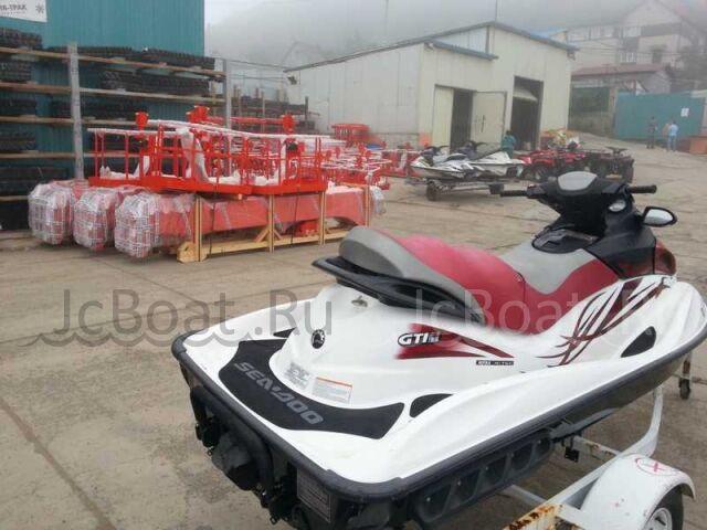 водный мотоцикл SEA-DOO GTI155 2008 года