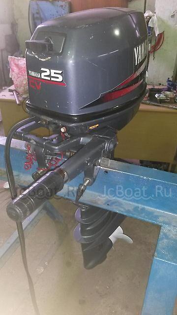 мотор подвесной YAMAHA 25 CV 1997 года