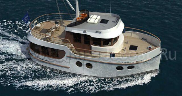 яхта моторная GENEROUSE 41 2011 года