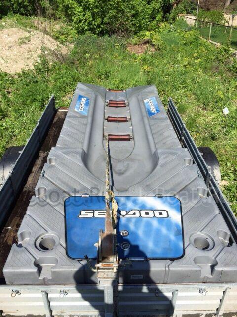 водный мотоцикл SEA-DOO 2008 года