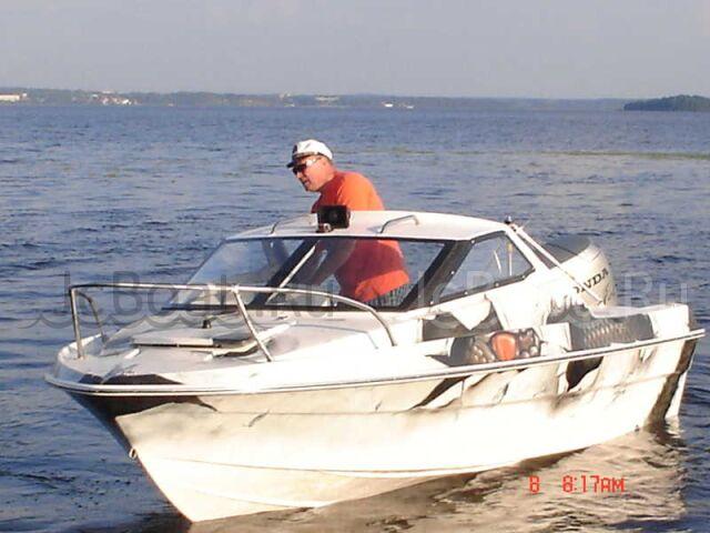 катер YAMAHA БРИЗ 17 2007 года
