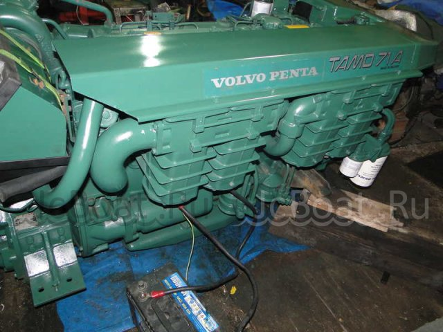 мотор стационарный VOLVO PENTA VOLVO PENTA 71A 1991 года