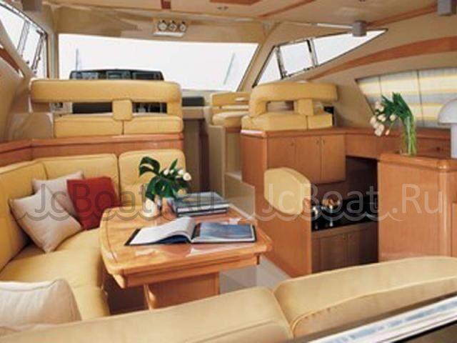 яхта моторная FERRETTI 460 2008 года