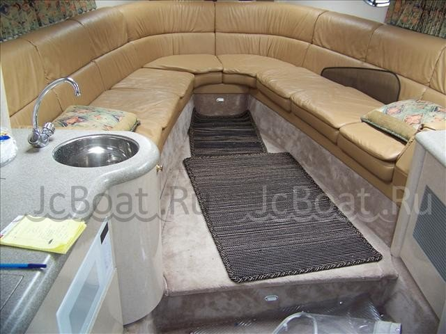яхта моторная FORMULA 400SS 2000 года