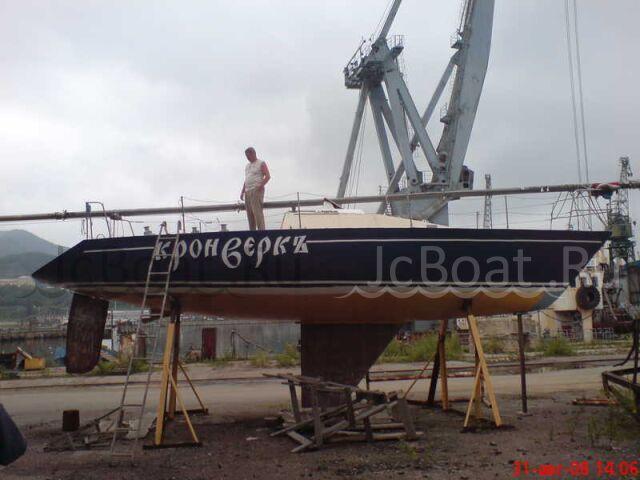 яхта парусная ЛЭС-35 1986 года