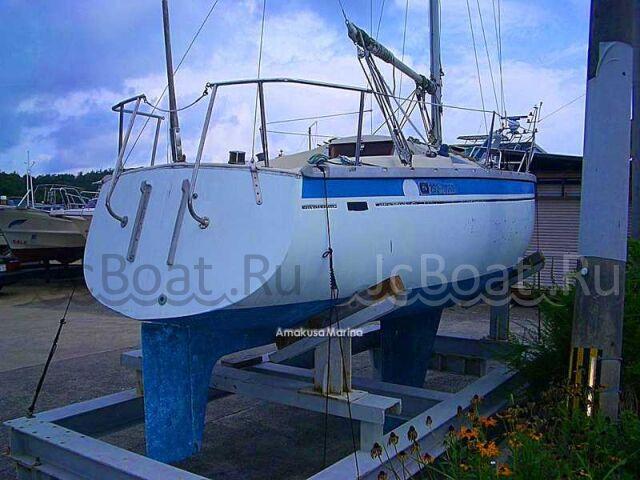 яхта парусная YAMAHA 21 1989 года