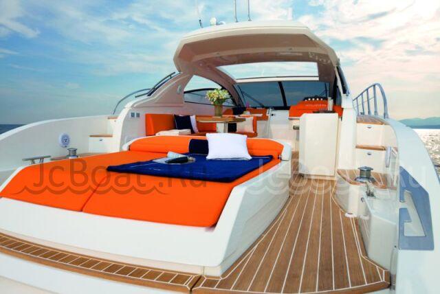яхта моторная ATLANTIS 48 2011 года