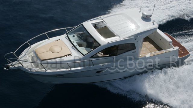 яхта моторная KARNIC CRUISER 2965 2012 года