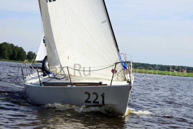 яхта парусная четвертьтонник 2009 года