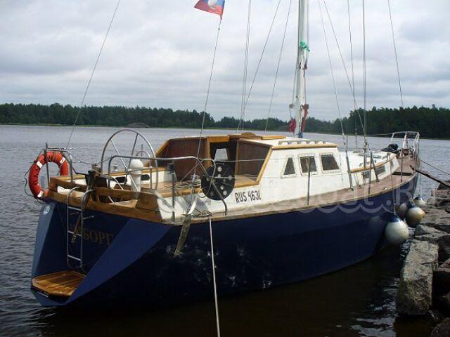 яхта парусная ACHILLES АРК-12 2006 года