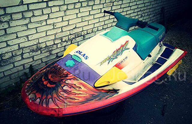водный мотоцикл YAMAHA 760-RA 1996 года