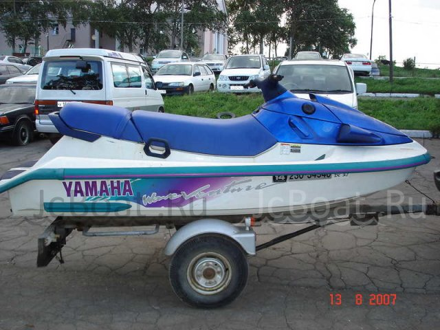 водный мотоцикл YAMAHA WV 700 1997 года