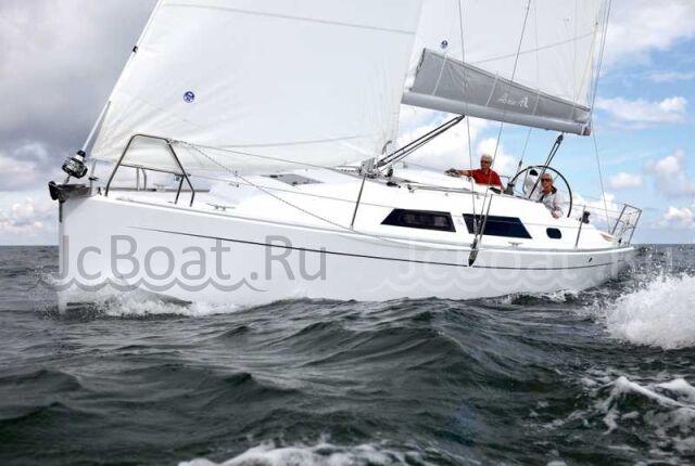 яхта парусная HANSE 325 2011 года