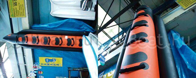 лодка пластиковая Sky-Bob 2000 года