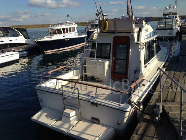 яхта моторная YAMAHA PS-26 1990 года