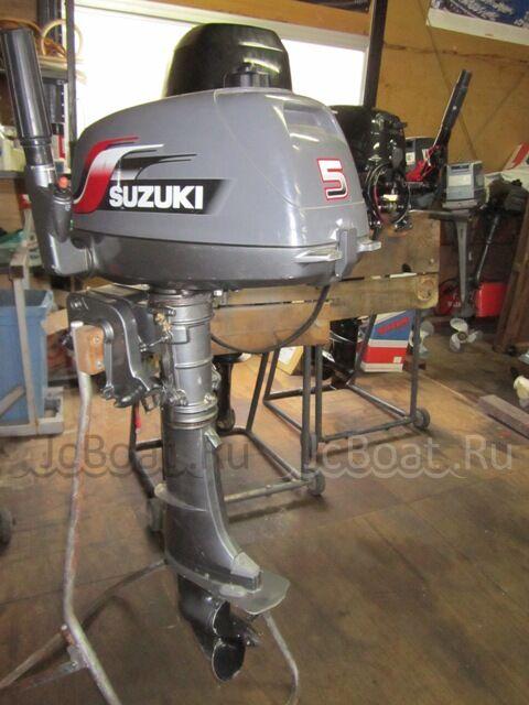 мотор подвесной SUZUKI DF 5 2001 года