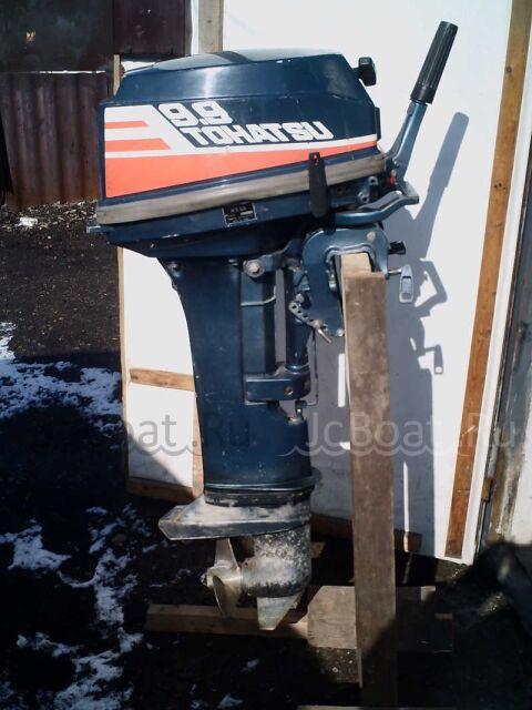 мотор подвесной TOHATSU M 9.9 A 1992 года