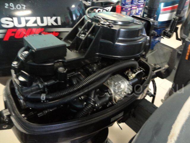мотор подвесной SUZUKI SUZUKI DF 9.9. 2003 года
