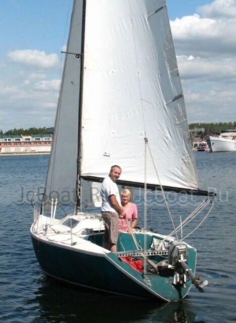 яхта моторная  Нева 1986 года