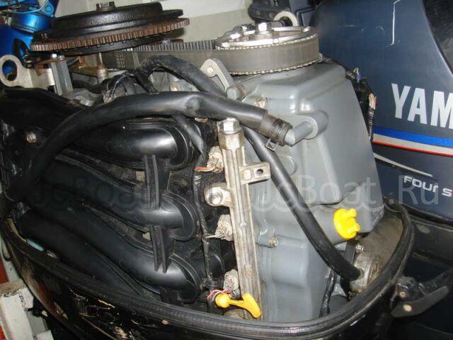 мотор подвесной SUZUKI DF-70 С ДИСТАНЦИЕЙ и ТАХО 2008 года