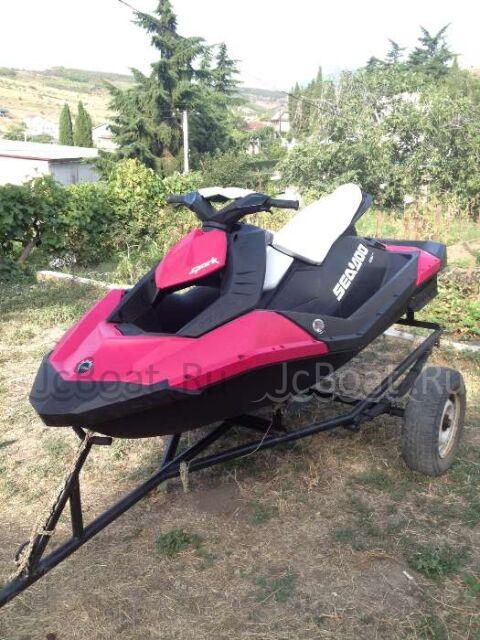 водный мотоцикл SEA-DOO BRP Spark 2014 года