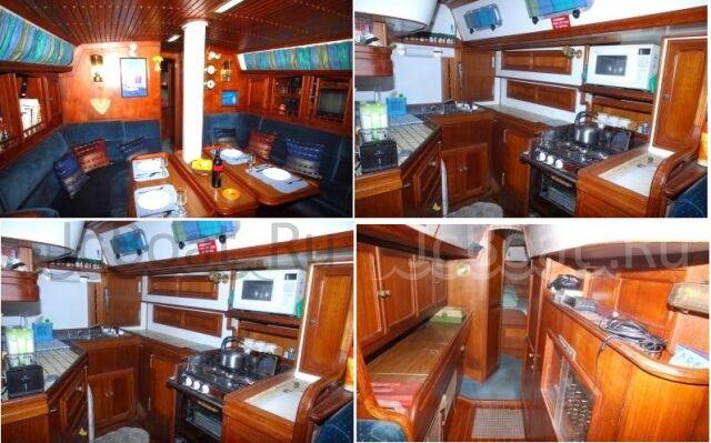 яхта парусная CAVALIER 45 FT 1987 года