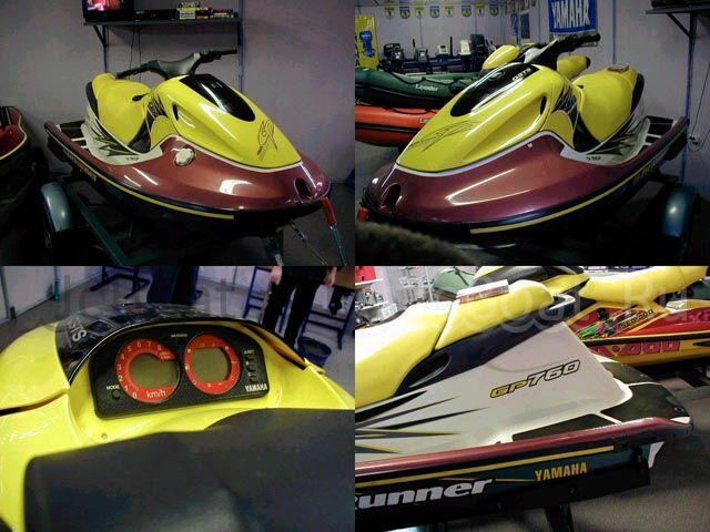 водный мотоцикл YAMAHA GP 760 1998 года