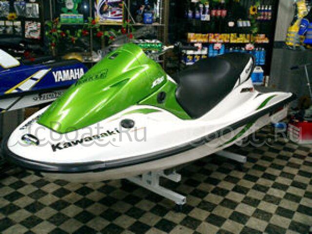 водный мотоцикл KAWASAKI 1200STX-R 2003 года
