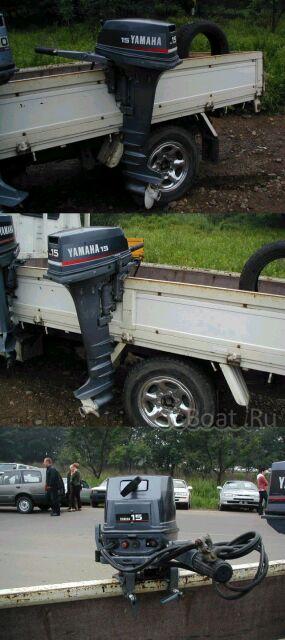 мотор подвесной YAMAHA 1994 года