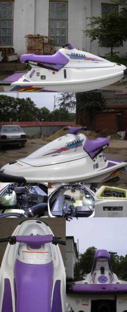 водный мотоцикл YAMAHA MJ-TZ700 1995 года
